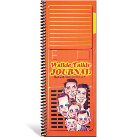 Walkie Talkie Daily Journal