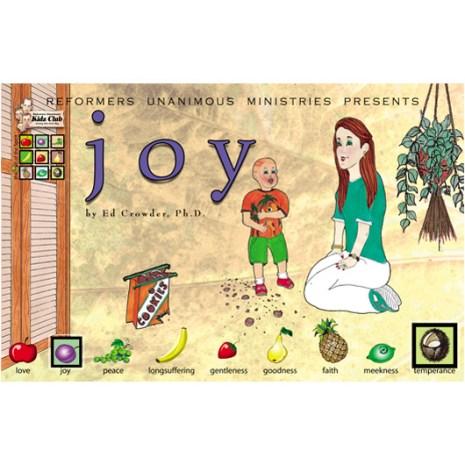 Kidz Club Joy Story Board