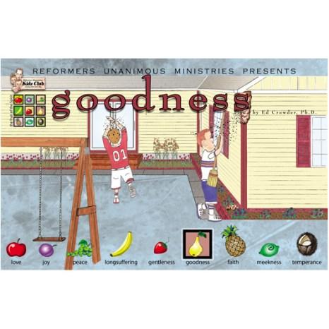 Kidz Club Goodness Story Board