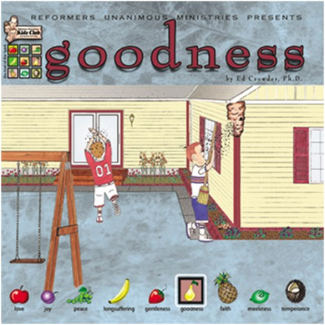 Kidz Club Goodness Story Book