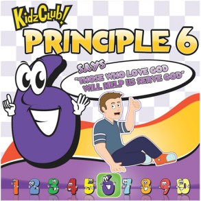 Kidz Club Principle 6 Story Book