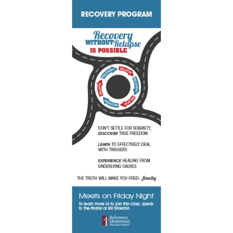 Recovery Without Relapse Banner