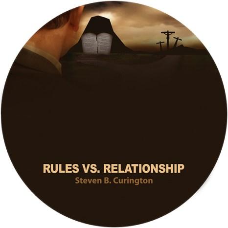 Rules vs. Relationship (Audio CD)