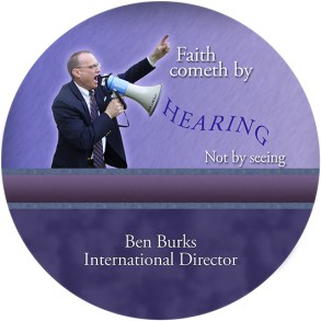 Faith Cometh by Hearing (Audio CD)