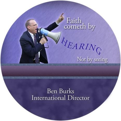 Faith Cometh by Hearing (Audio CD)