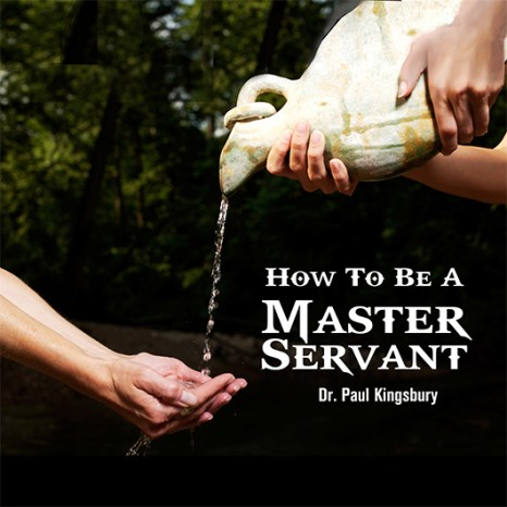 How to be a Master Servant (Audio CD)