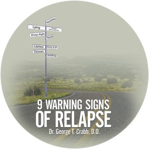 9 Warning Signs of Relapse (Audio CD)