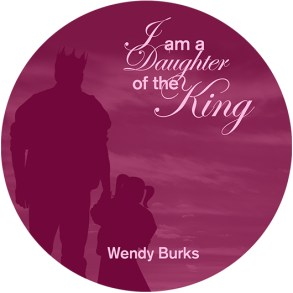 I Am a Daughter of the King (Audio CD)