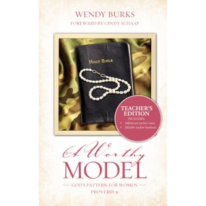 A Worthy Model - Teacher's Guide