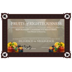 Threshold Certificate: Diligence