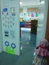 pintu kelas