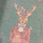 手作りカジュアル着物と半幅帯と作り帯の会〜柄取りを悩ます布!派手すぎる布!着物は完成するのか〜 柄取りを悩ます布!みきこの場合