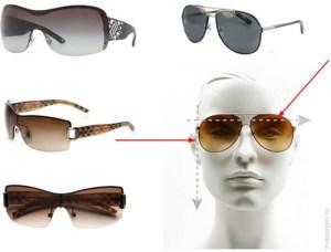 Как выглядеть красиво: стильные очки