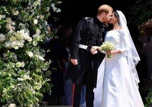 Королевская свадьба. Свадьба принца Гарри и Меган Маркл
