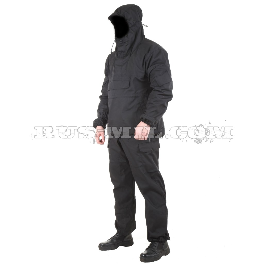 gorka-4 black suit