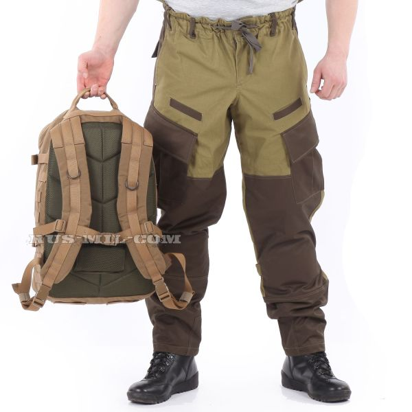 russian Assault Backpack KE Coyote