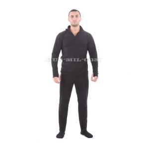 russian Second Layer Thermal Underwear Black for sale