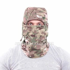 Buy membrane fleece balaclava multicam