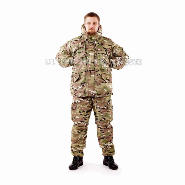 Membrane Gorka-winter suit in Multicam