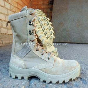 Boots Garsing with high berets m. 516 Desert Shot, Desert