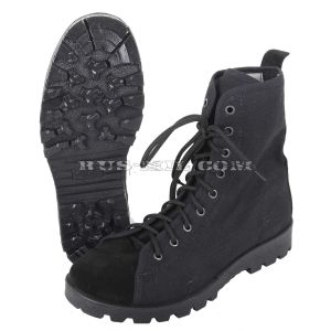 Russian Sneakers Garsing tactical Berkut m. 05119 Black at low price