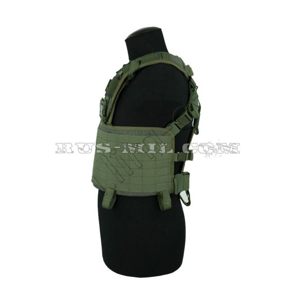 "Russian ""Brest"" olive chest rig sposn"