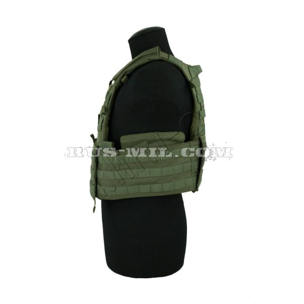 "Plate carrier ""Pancer"" olive sso"