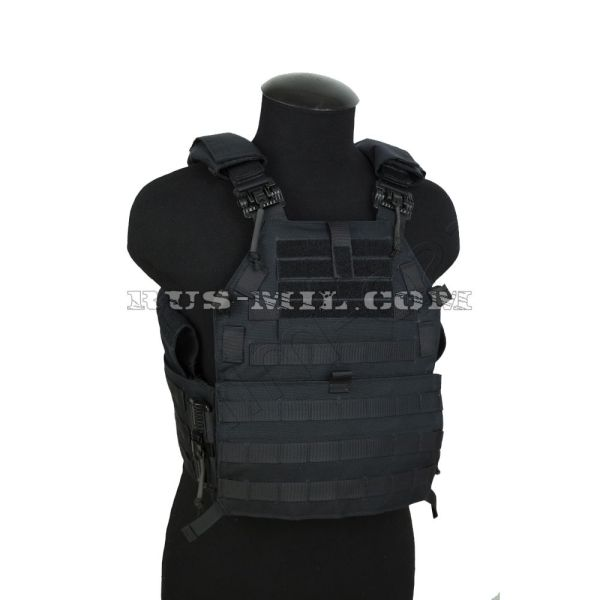 Pantsir with quick release system sposn black