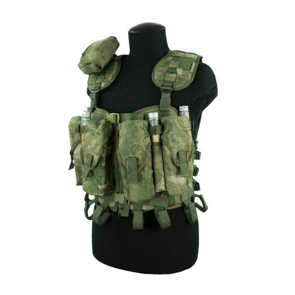 """""""Nerpa molle"""" tactical vest base by SSO (Sposn) a-tacs fg"""