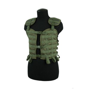 """Nerpa molle"" tactical vest base sposn olive"