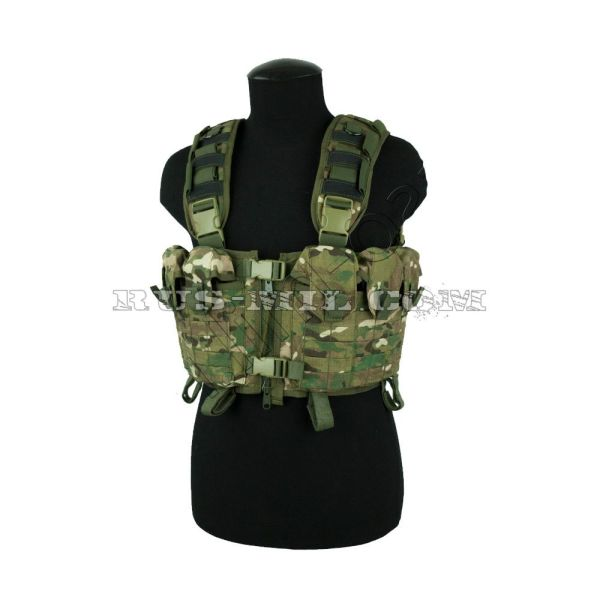 """Nuker"" tactical vest sposn multicam"