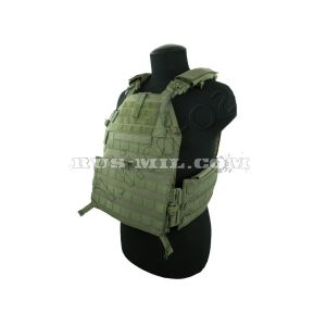 Sposn Plate carrier fast throw