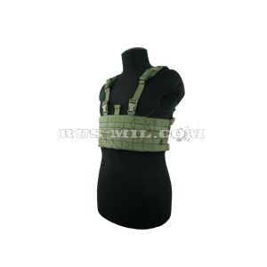 Buckler molle chest bag olive