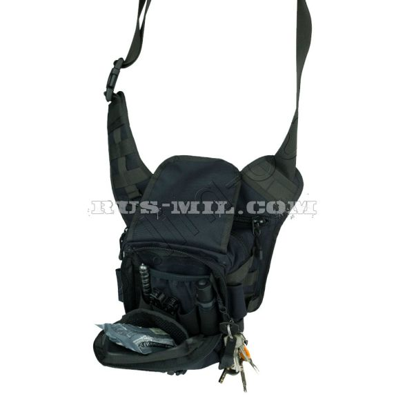 buy Max 2 shoulder bag sposn black color