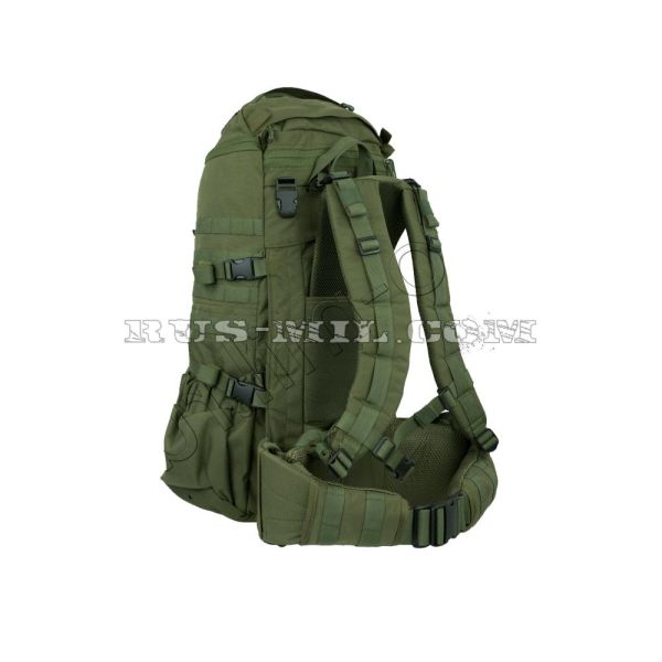 Russian Backpack Antey sso sposn olive