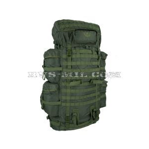 Edelweiss 4 expedition backpack mountain with frame sso sposn olive