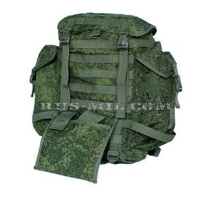 Russian Vdv assault backpack RPD-25 digital flora
