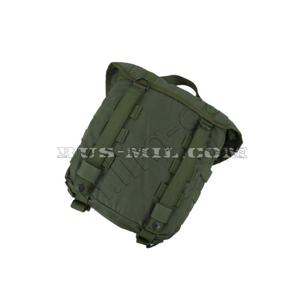 SPP molle pouch olive back