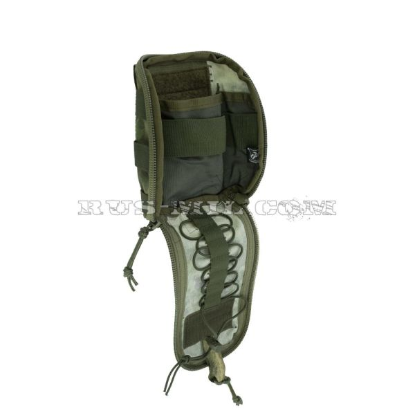 first-aid kit molle olive pouch