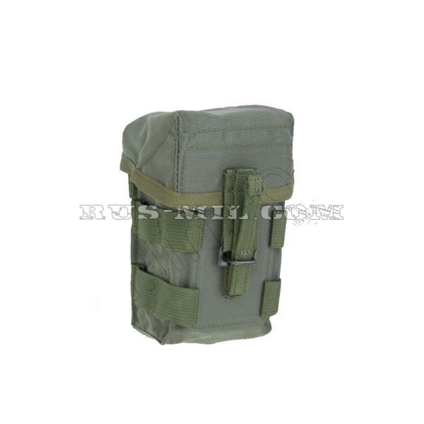 AS VAL 2 molle silent pouch olive