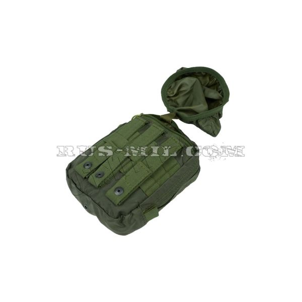 First-aid kit molle bag olive