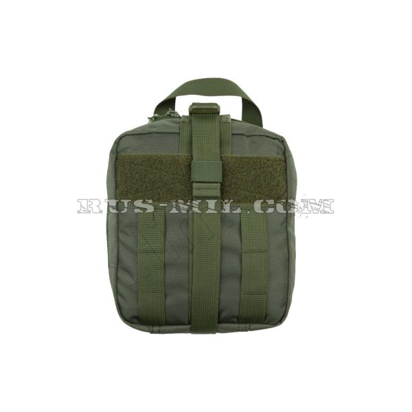 First-aid molle big pouch olive color