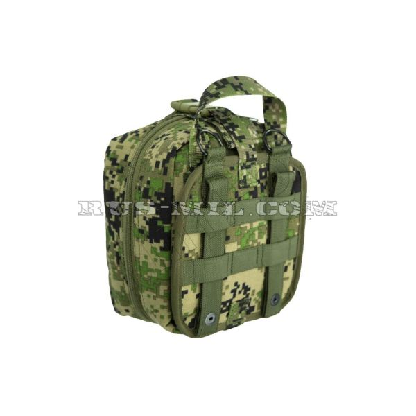First-aid molle big pouch spectre skwo back