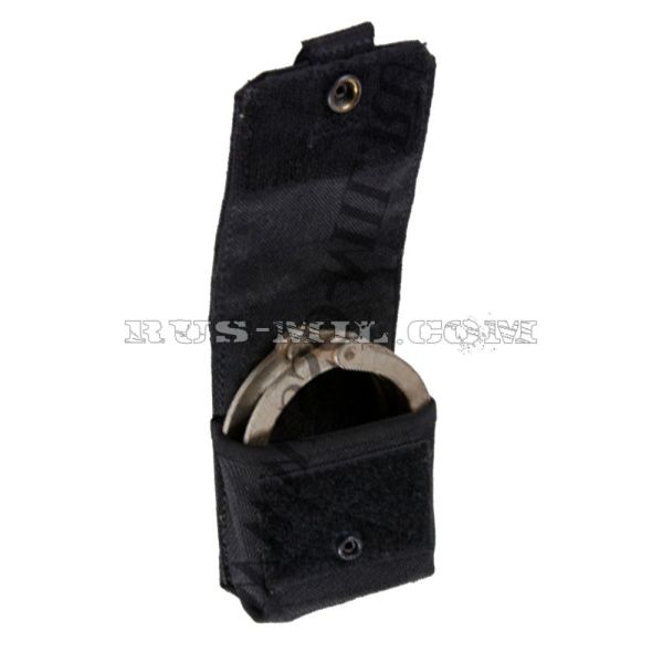 VSS 1 moVSS 1 molle silent pouch for 1 mag black openlle silent pouch for 1 mag black open