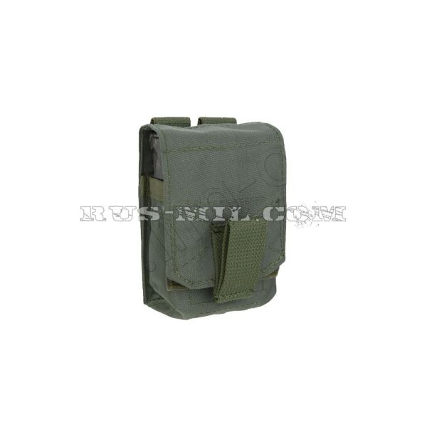 VSS 1 molle silent pouch for 1 mag olive