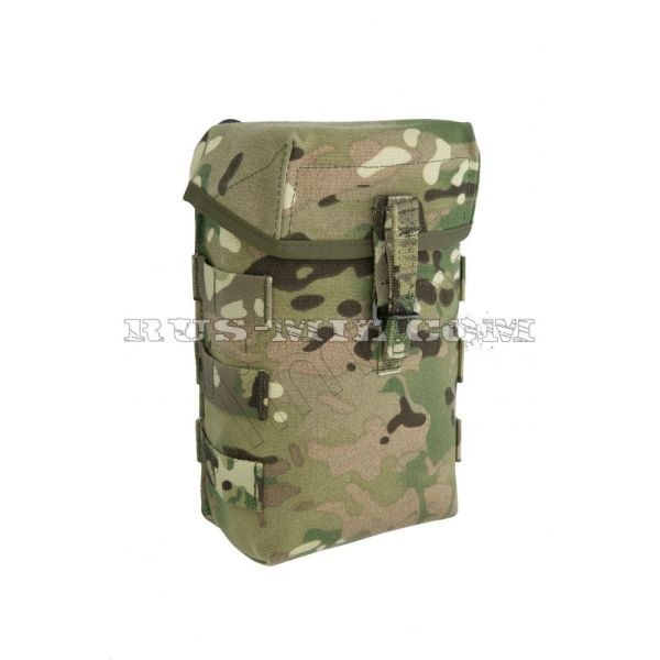 PKM 2 tape 100 rounds molle pouch multicam
