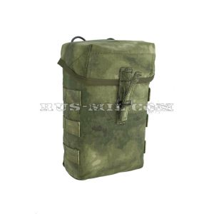 PKM 2 tape 100 rounds molle pouch moss