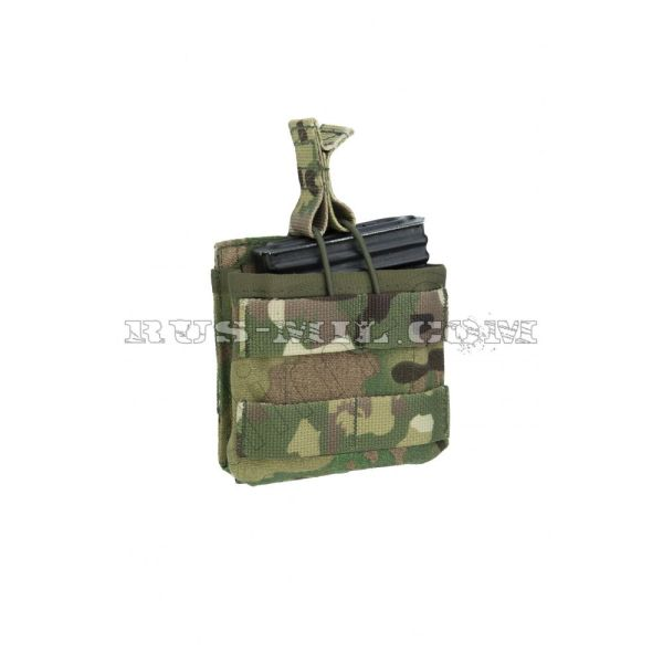 SVD 1 molle pouch without valve multicam