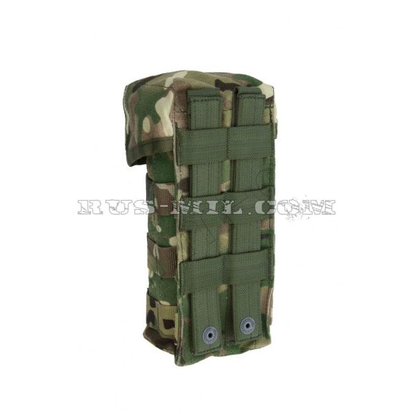 Аk 2 molle silent pouch multicam back