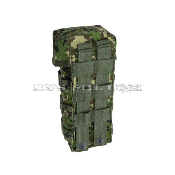 Аk 2 molle silent pouch spectre back